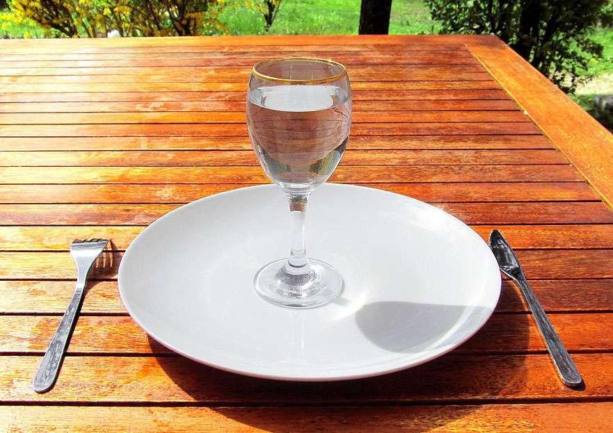 Le jeûne pour se nettoyer de tous ses miasmes ? © Jean Fortunet, Creative Commons Attribution 1.0 Generic