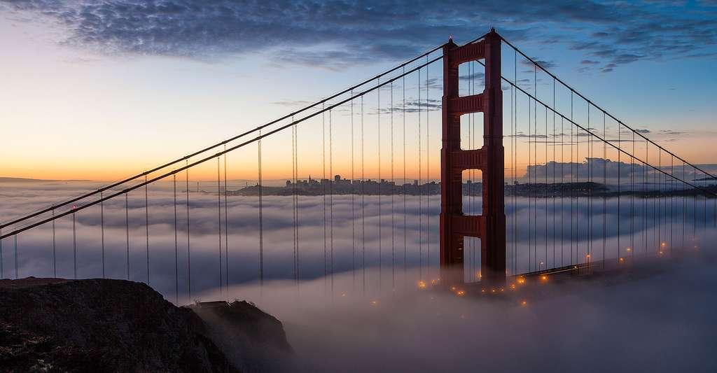 Golden Gate Bridge. © Chris James, CC BY-NC 2.0