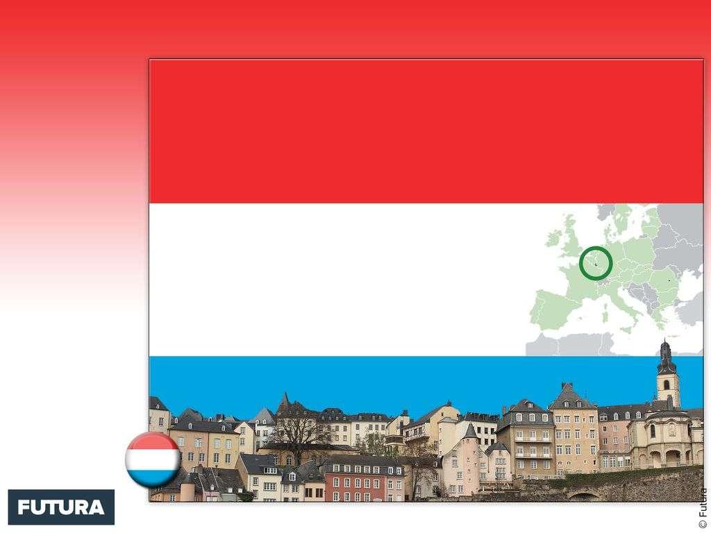 Drapeau : Luxembourg