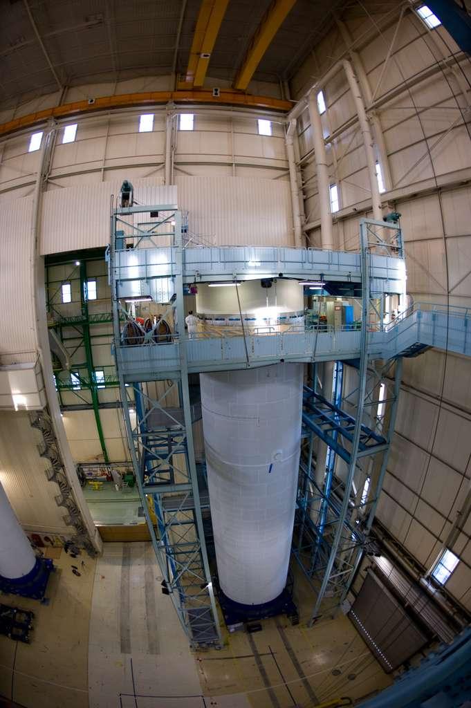 EPC : La salle de Cryospace