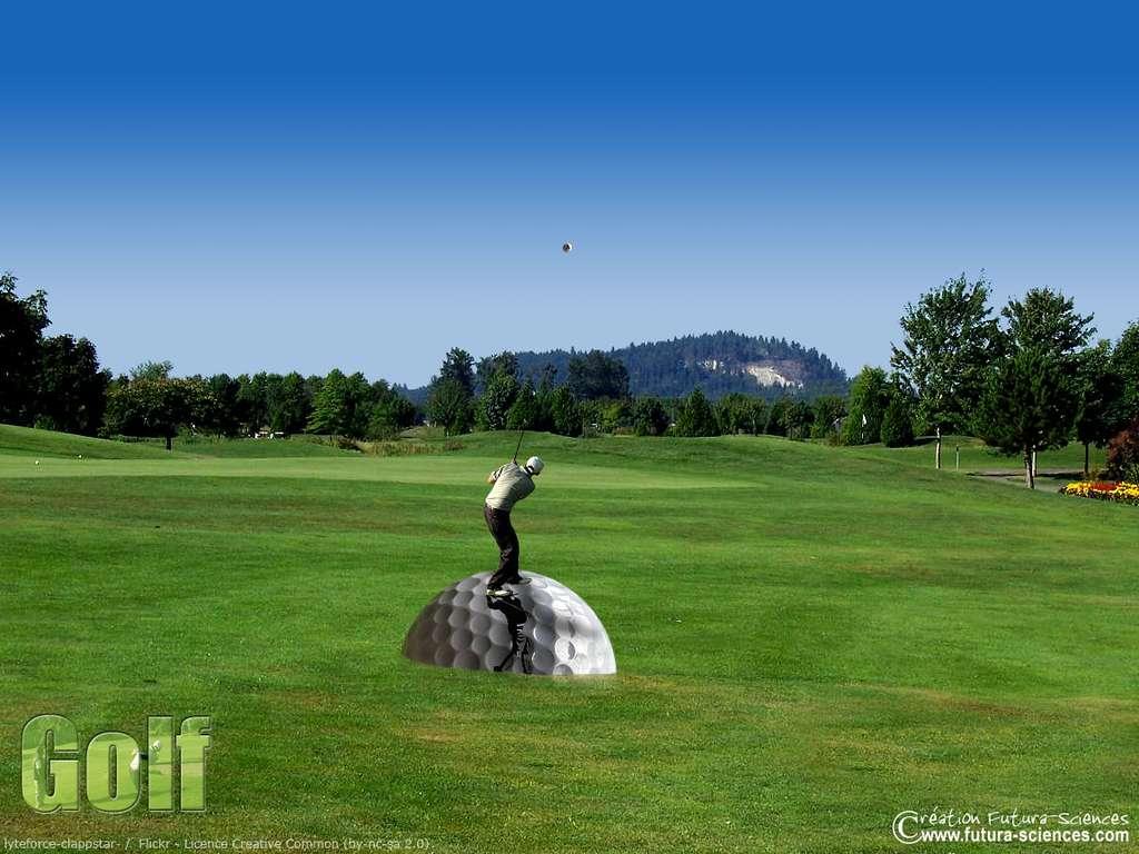Pratique du golf