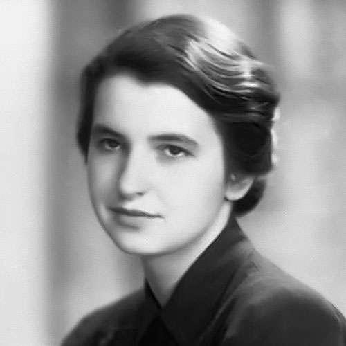 La contribution de Rosalind Franklin à l'étude de l'ADN a longtemps été passée sous silence. © A Other, Flickr