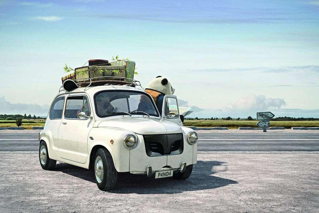Fiat 600 : des pandas globe-trotteurs