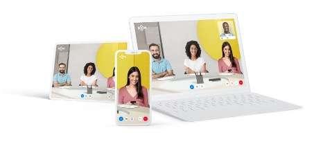 Room veut réunir de façon virtuelle plusieurs personnes dans une même pièce. © Room