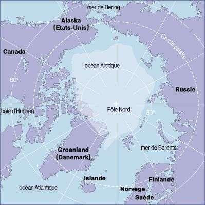 Océan glacial actique