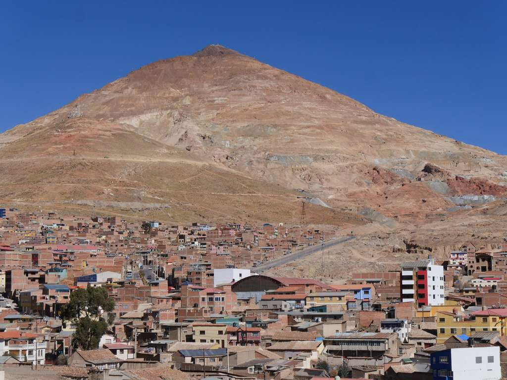 Potosi en Bolivie. © tjabeljan, Flickr