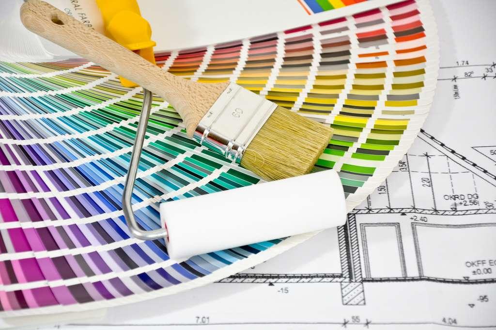 Choisir une peinture de façade © Marco2811, AdobeStock