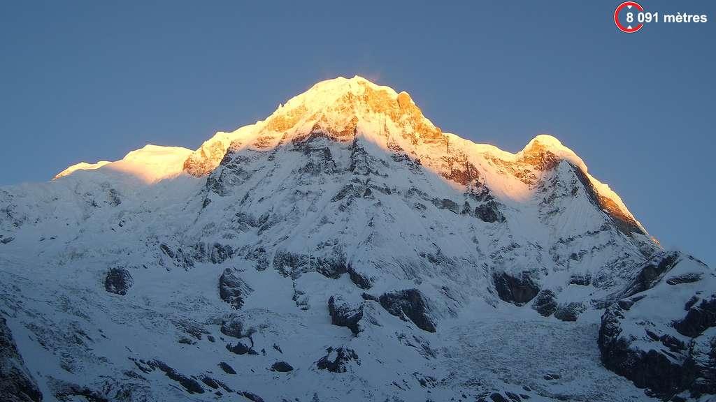 L'Annapurna, le premier « 8.000 » gravi par l'Homme