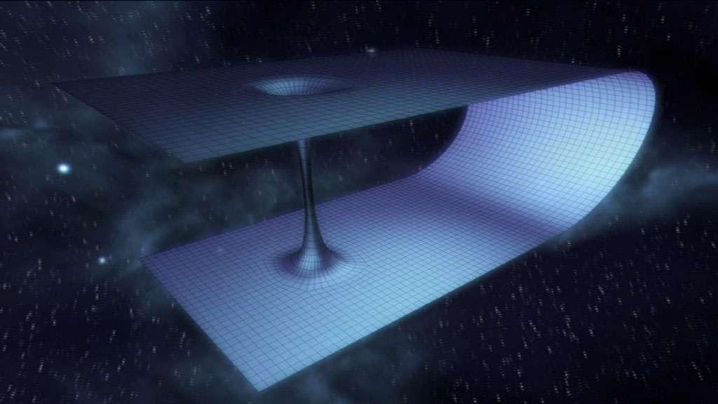 Des trous de ver pour voyager dans l'univers ?