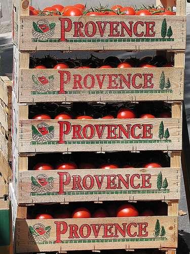 Pour leur transport, les tomates doivent être fermes. © Jipol, Flikr, CC by-nc-nd 2.0