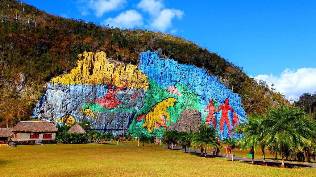Le Mural de la Prehistoria