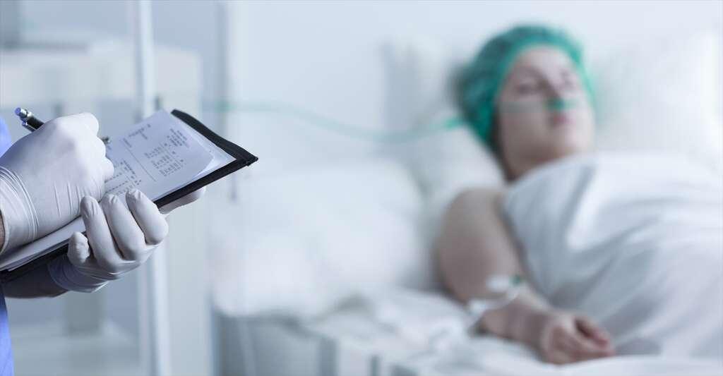 Localiser la conscience pourrait permettre de trouver comment réveiller une personne dans le coma. © Photographee.eu, Shutterstock