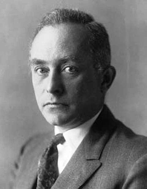Max Born (1882-1970) était un physicien et mathématicien allemand naturalisé britannique. On lui doit l'interprétation probabiliste de la fonction d'onde d'un système quantique. © Materialscientist,Wikipédia, DP