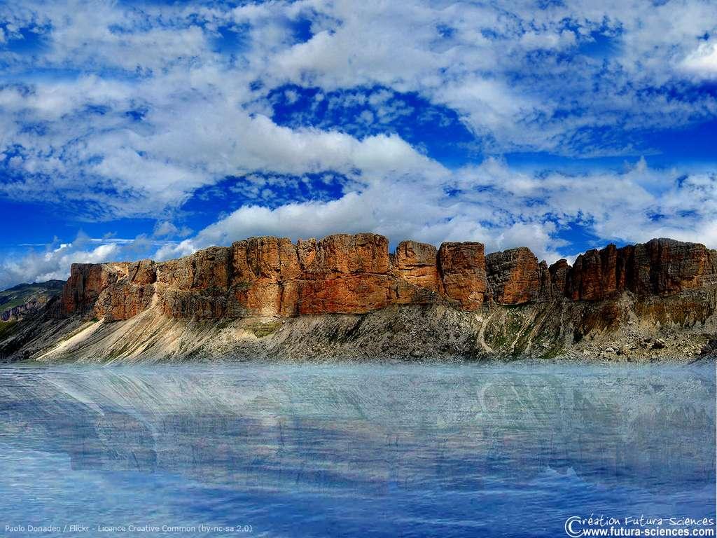 Montagne aquatique