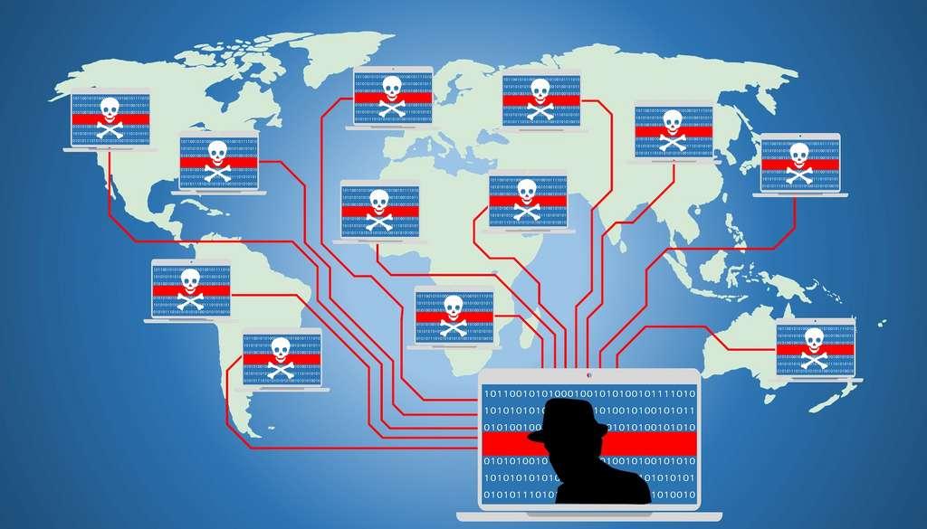 Les botnets piratent des objets connectés pour mener des attaques massives contre des sites Internet. © Jaiz Anuar, Adobe Stock