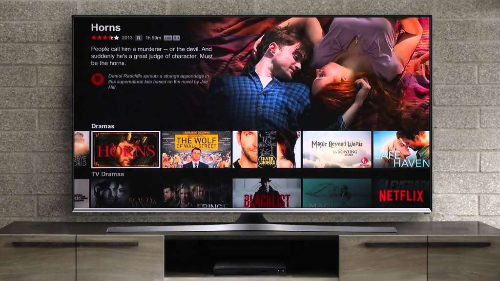 Nos téléviseurs communiquent avec Netflix même sans avoir de compte. © Netflix