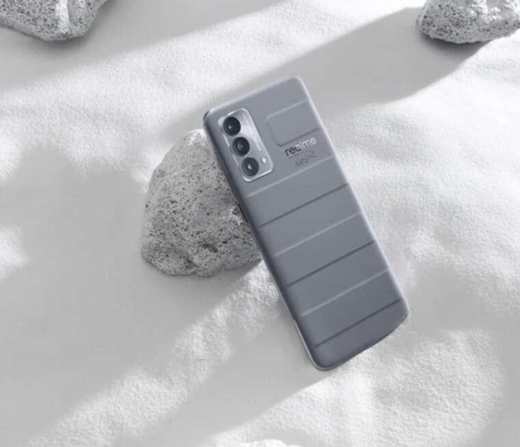 Le smartphone Realme GT © AliExpress