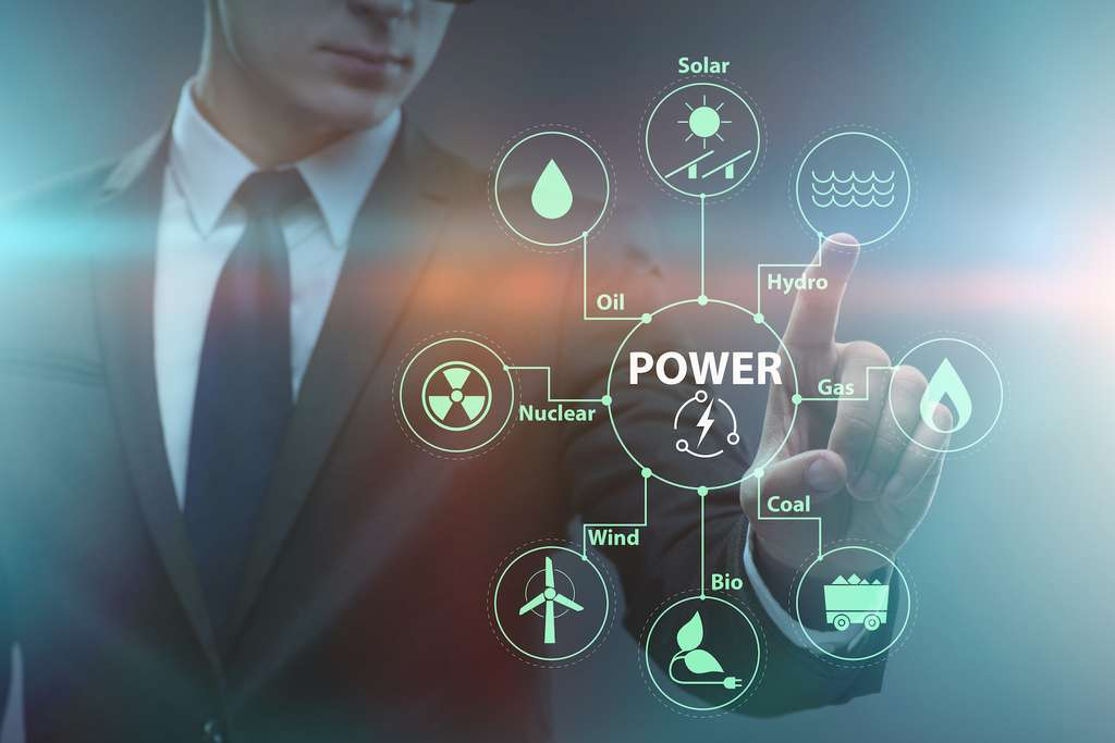 « Notre système énergétique ne pourra pas fonctionner qu'avec des énergies renouvelables variables. Nous devrons diversifier nos modes de production », assure Dominique Vignon, président du Pôle Énergie à l'Académie des technologies. © Elnur, Adobe Stock