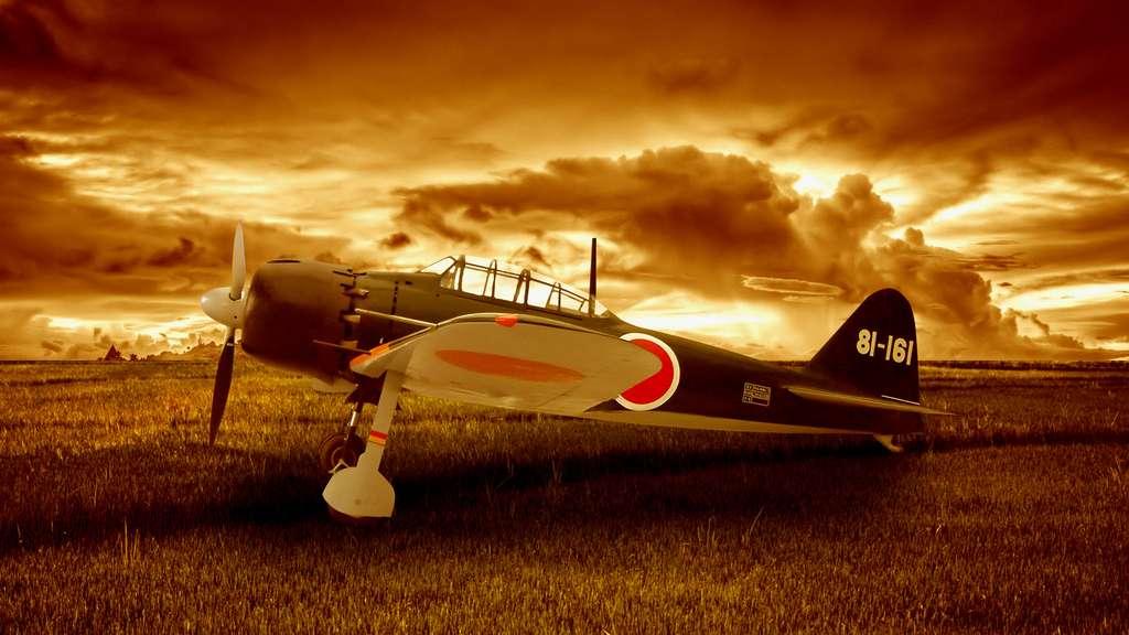 Mitsubishi A6M, dit « Zero »