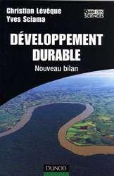 - Développement durable (Dunod) Acheter le livre