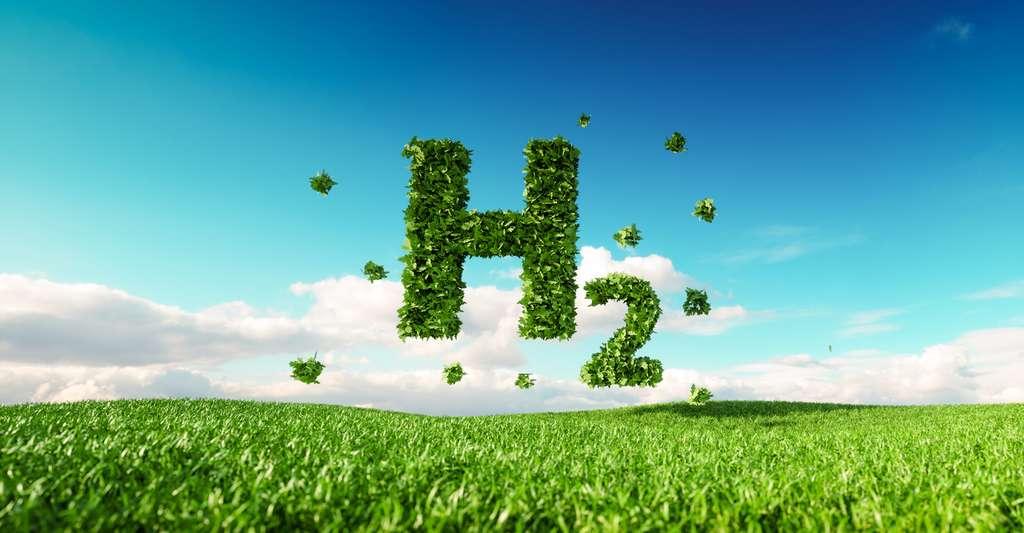 Selon des chercheurs de l'université de Calgary (Canada), des réactions de gazéification et de conversion catalytique devraient permettre de produire de l'hydrogène propre, in situ, à partir de sables bitumineux. © malp, Fotolia