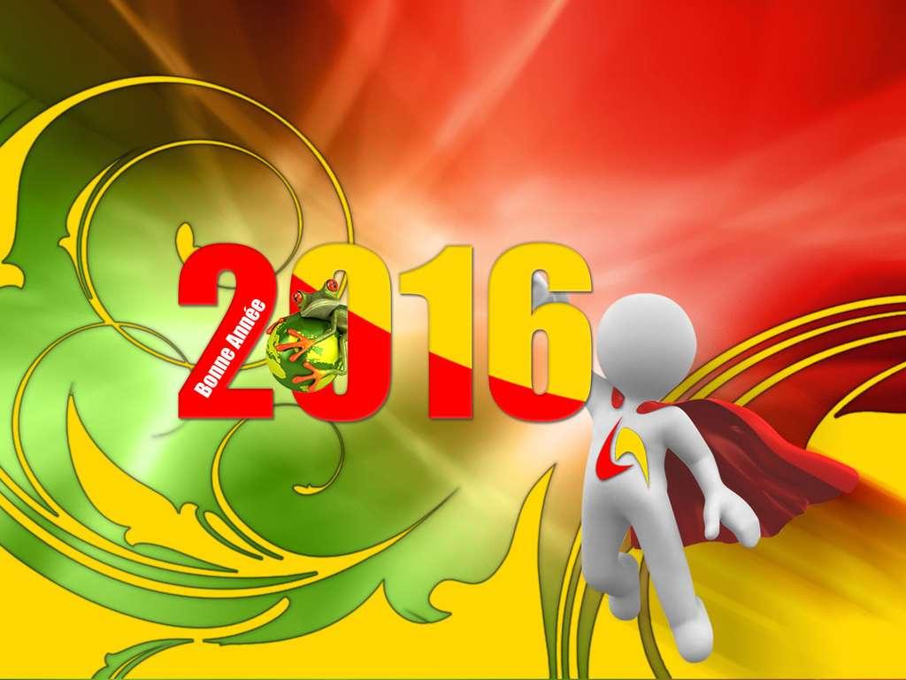 Vive la nouvelle année