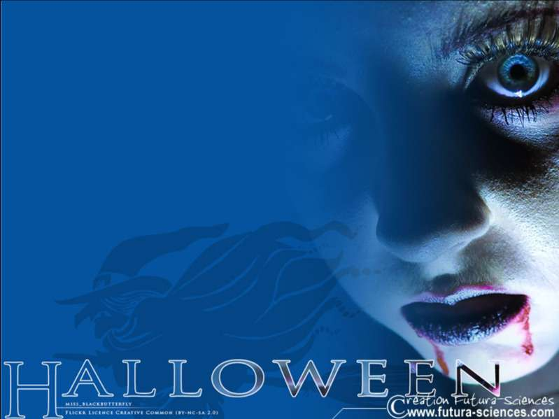 Cliquez pour télécharger les fonds d'écran Halloween