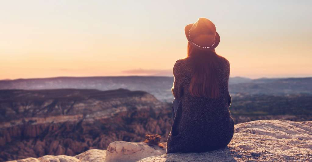 Garder le silence permet de s'inscrire dans une société plus posée, plus agréable. Et de prendre du recul. © franz12, Adobe Stock
