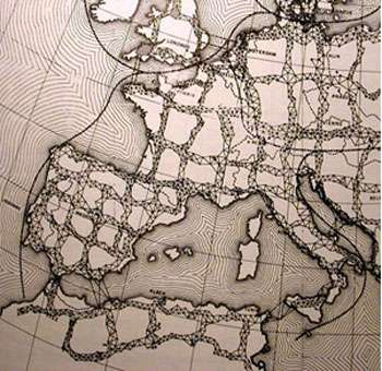Cartographier la Terre, un travail de fourmi. © DR