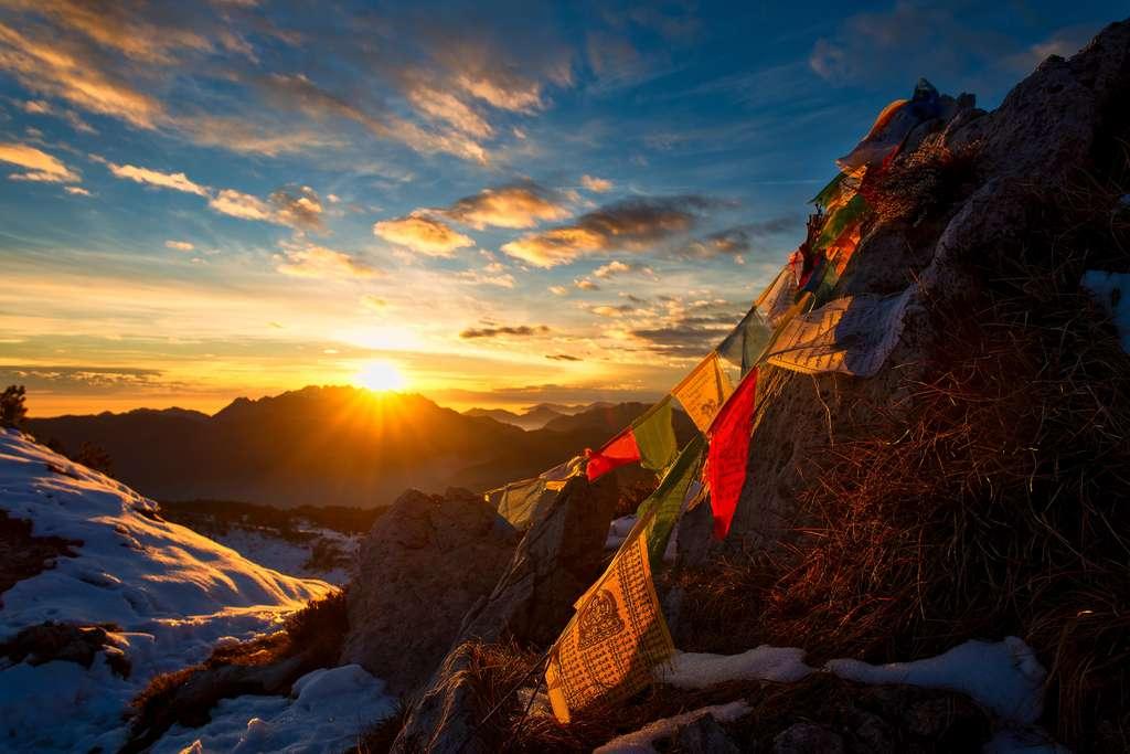 Le Tibet est une région autonome de la Chine. © Michelangeloop, Adobe Stock
