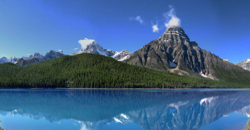 Les montagnes « Rocheuses . © GRimage, Pixabay, DP