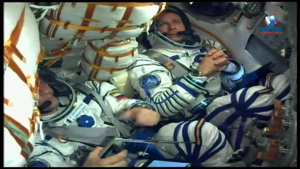 Ils sont en route pour l'espace !