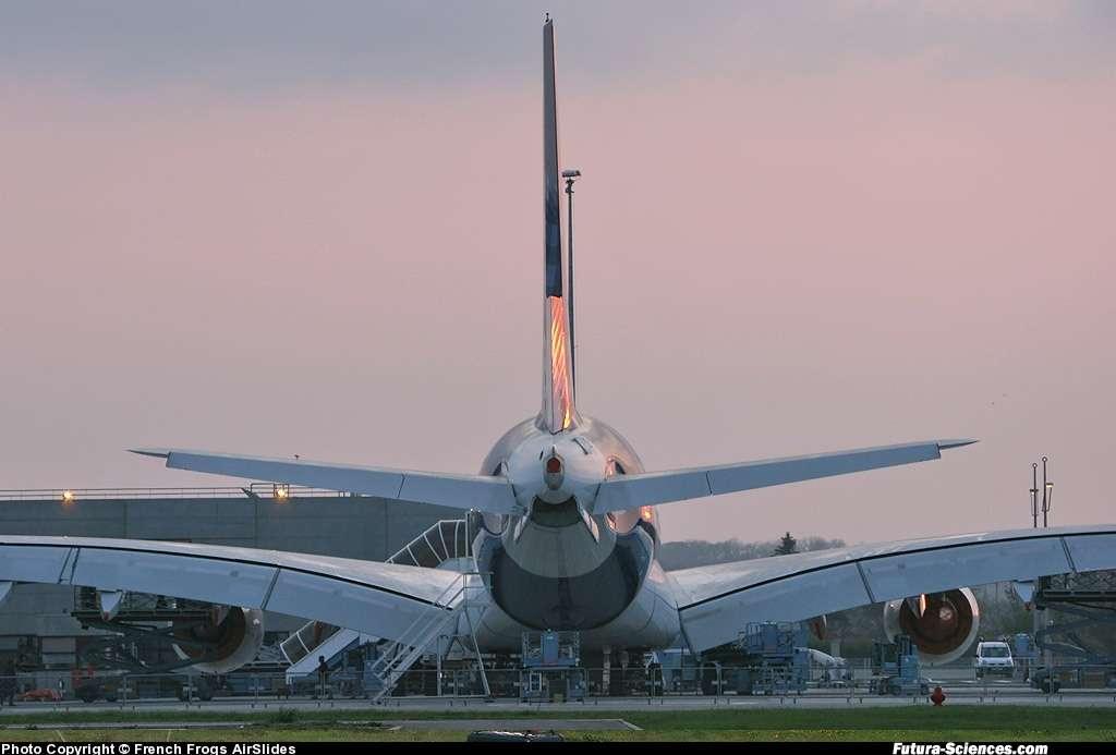 Airbus A380 de dos