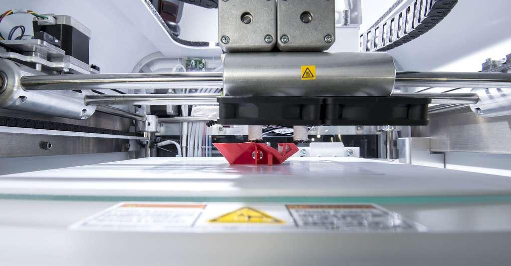 Imprimante 3D. © RomboStudio - Shutterstock