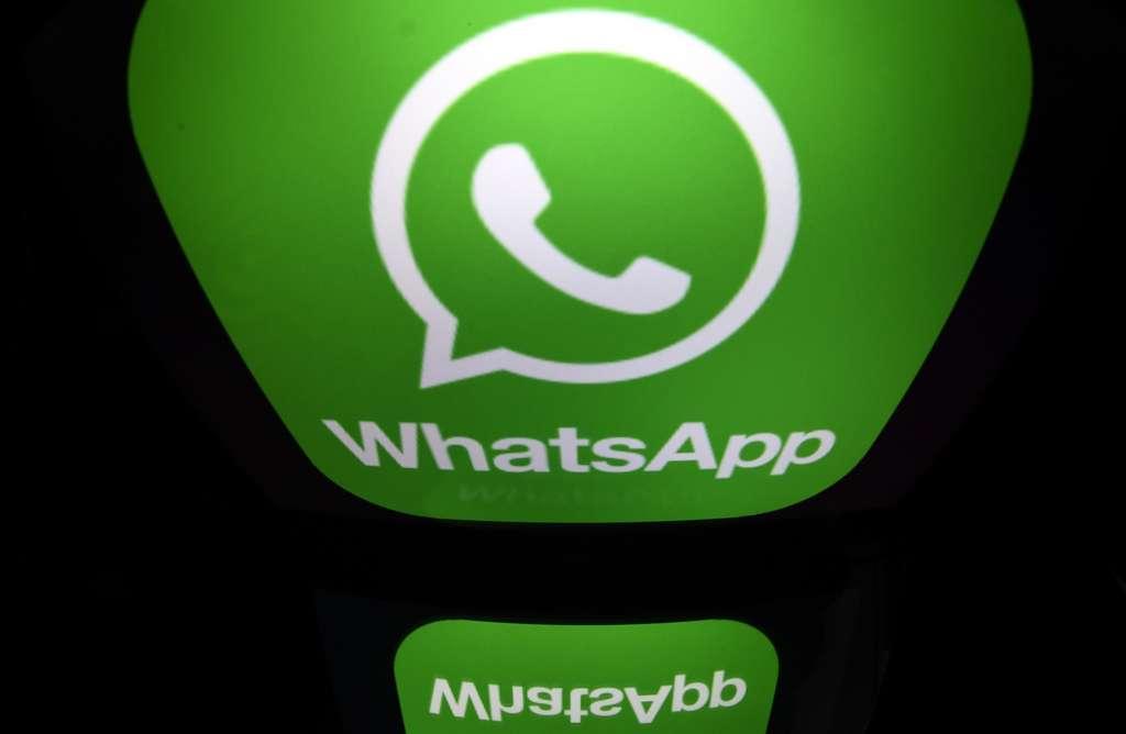 WhatsApp durcit sa lutte contre la propagation de fausses informations. © Lionel Bonaventure, AFP