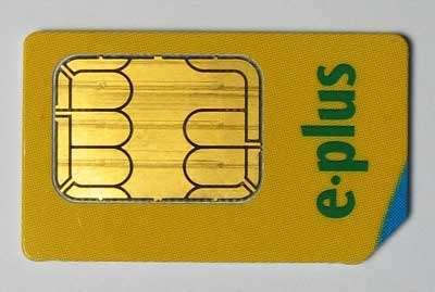 Carte SIM de nos téléphones portables © Crazy D Wikipedia