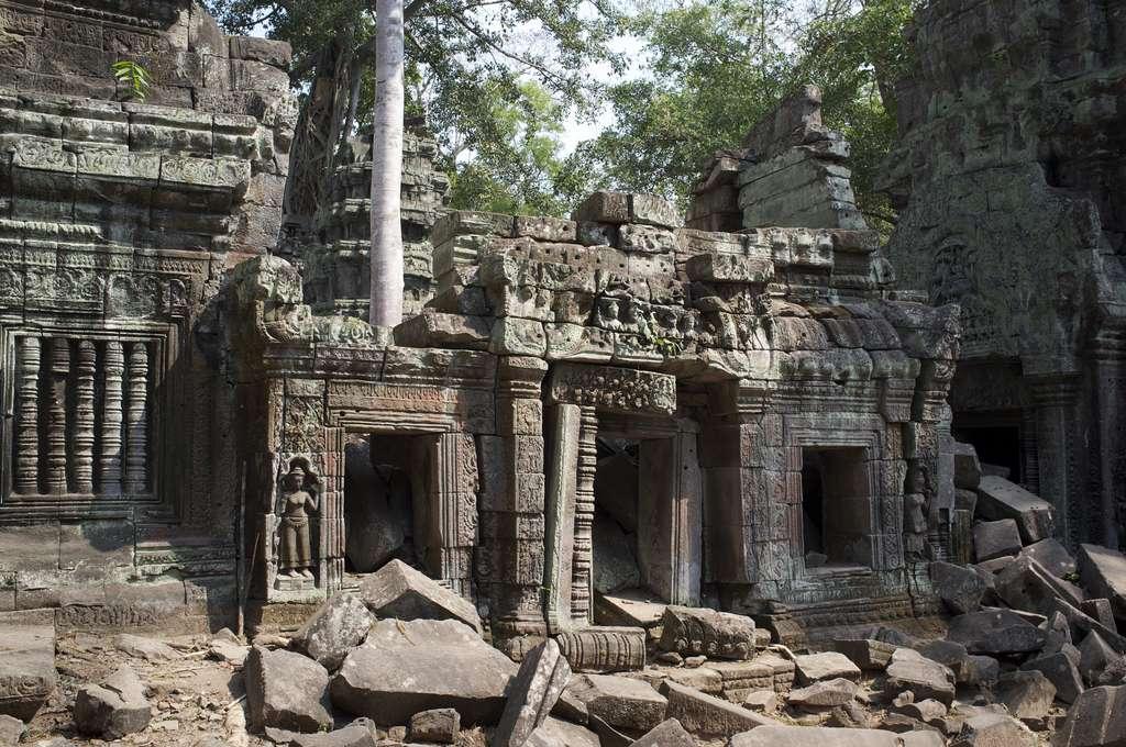 Le temple d'Angkor, symbole de la puissance de l'Empire khmer. © Aleksandr Zykov, Flickr