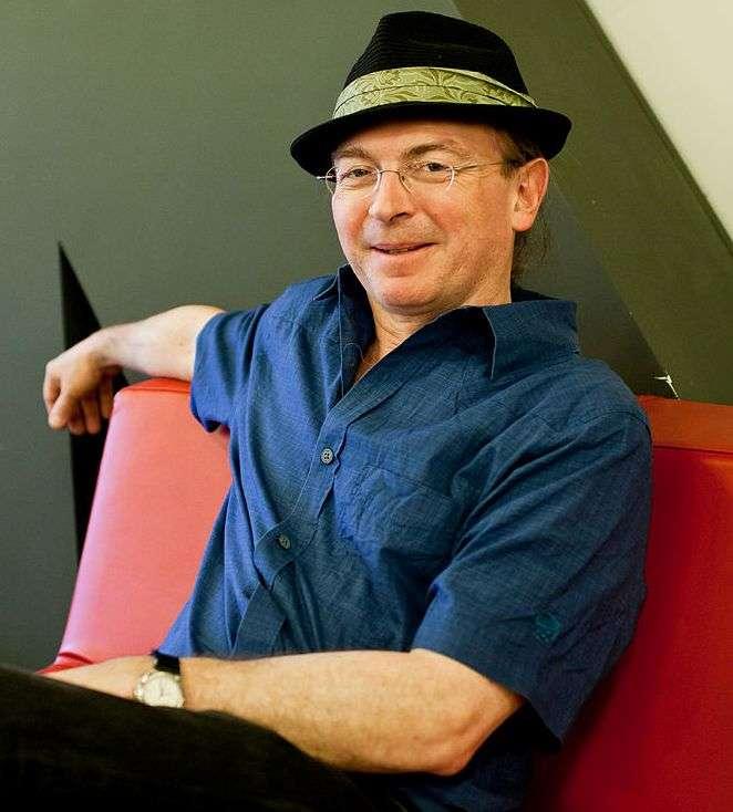 Seth Lloyd, né le 2 août 1960, est professeur au MIT. Ses travaux portent sur le tout jeune domaine de l'information quantique. © Dmitry Rozhkov