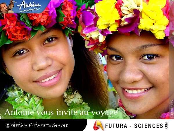 Sourires de Tahiti
