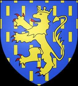 Blason de la Franche-Comté. © DR