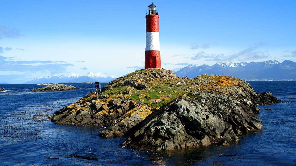 Le phare Les Éclaireurs