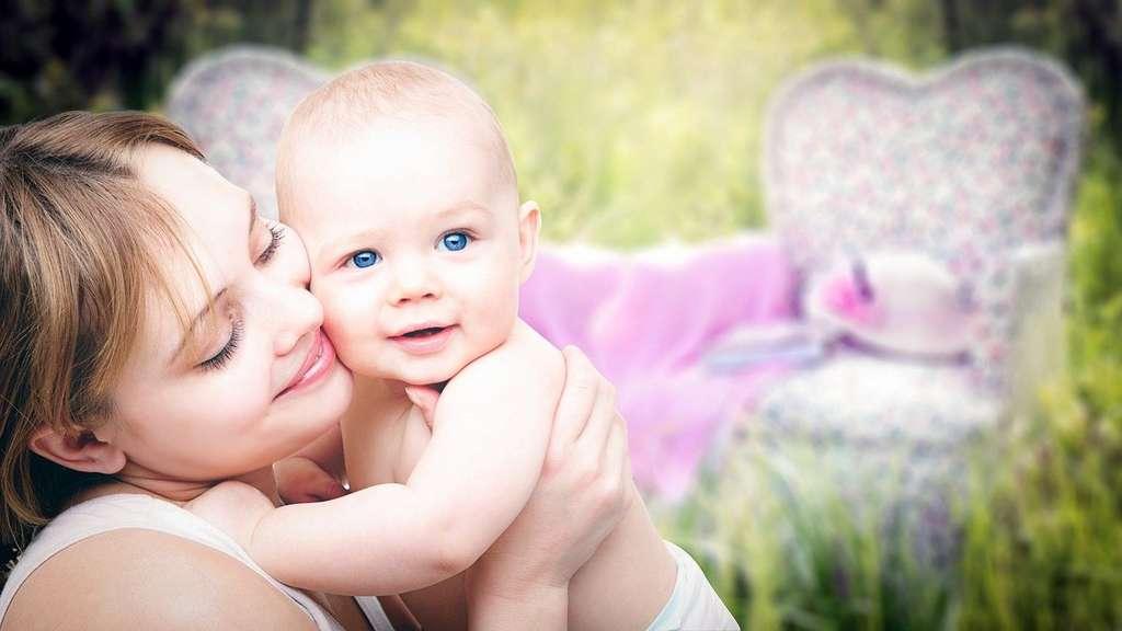 Le bébé serait-il sensible à la beauté ? © Satiatiwari, Pixabay, DP