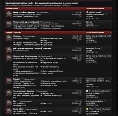 C'est sur un forum russe sur le dark web qu'ont été postés les documents subtilisés à l'AEM. Ils ont été modifiés pour faire croire que le vaccin était inefficace. © Small Wars Journal