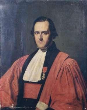 L'astronome Édouard Roche. © Université Montpellier 2