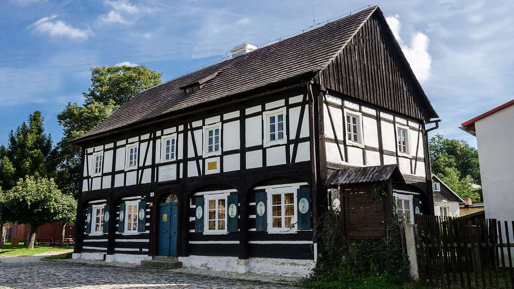 La maison de Führich Chrastava