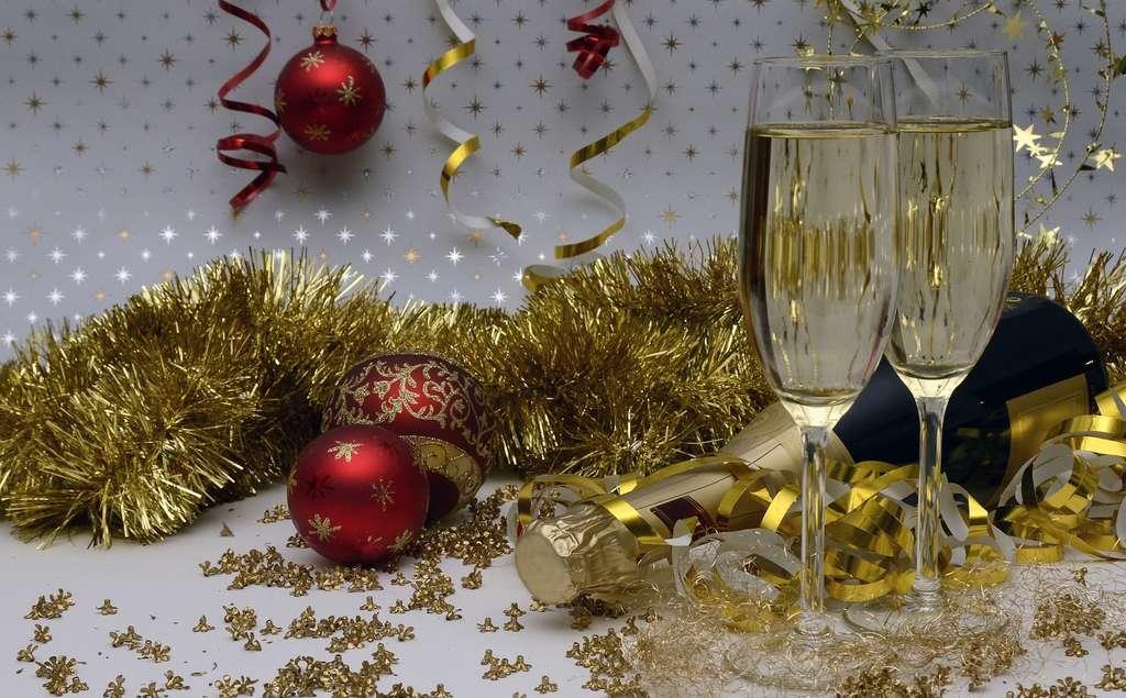 Pour éviter de boire un champagne éventé au lendemain de la fête, optez pour un bouchon hermétique. © annca, Pixabay, CC0 Creative Commons
