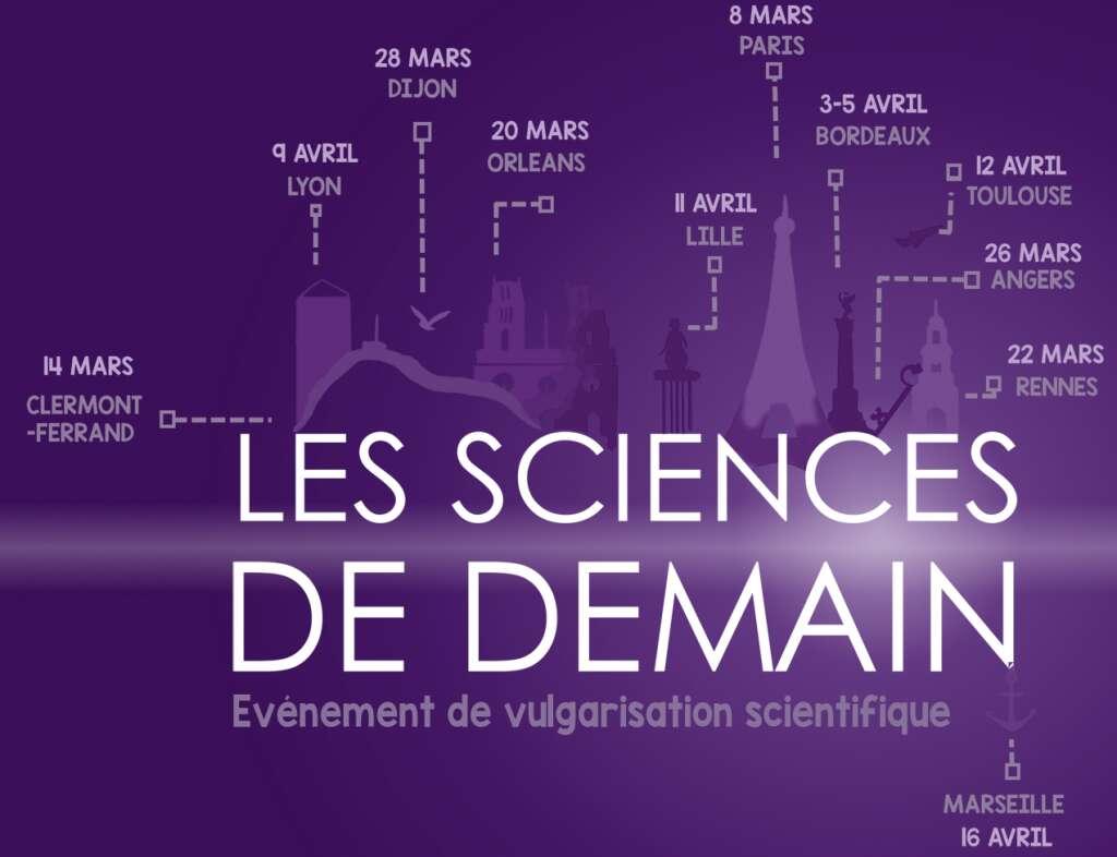 Un itinéraire dans toute la France pour montrer la science. © FNEB