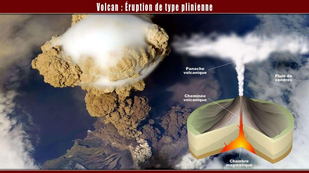 Éruptions pliniennes
