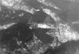 Huygens sur Titan - altitude de 8 km