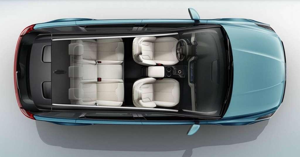 Le SUV électrique U5 devrait arriver en France courant septembre. © Aiways